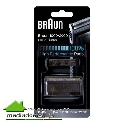 Braun Folia + Nóż 596 Entry E-Razor, Shave & Shape 81253283 WROCŁAW