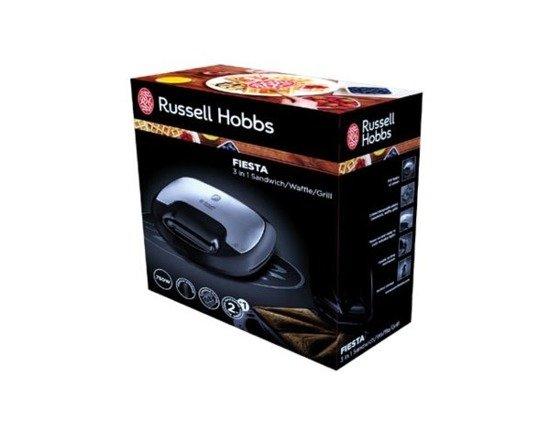 Russell Hobbs 22570-56 Fiesta opiekacz 3w1