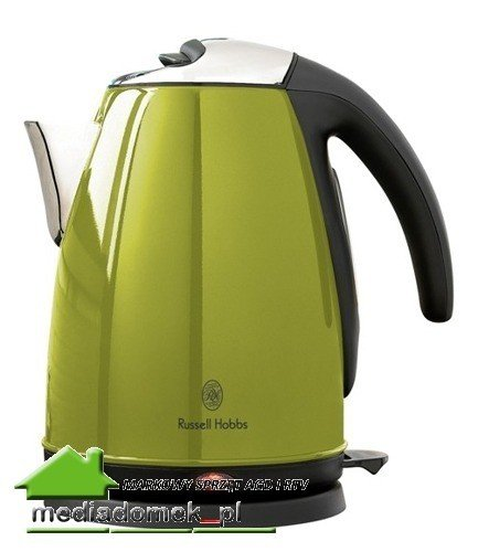 Russell Hobbs Czajnik 18337-70 Jungle Green