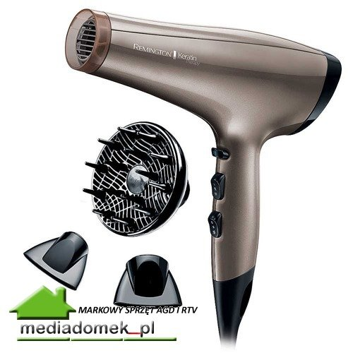 Suszarka REMINGTON AC8000 Keratin Therapy Pro