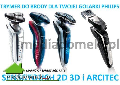 TRYMER DO BRODY PHILIPS RQ111 RQ1145 RQ1155 RQ1290