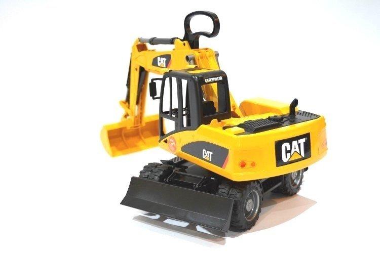 BRUDER 02445 Koparko szpychacz CAT