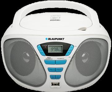 Blaupunkt BB5WH Przenośny radioodtwarzacz CD/MP3/USB/AUX
