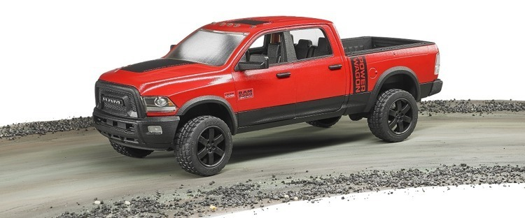 Bruder 02500 Dodge Ram pick-up Auto