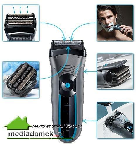 Golarka Braun Cruzer 6 Clean Shave WROCLAW