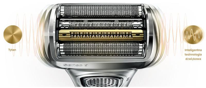 Golarka męska BRAUN Series 9 9291cc wodoodporna