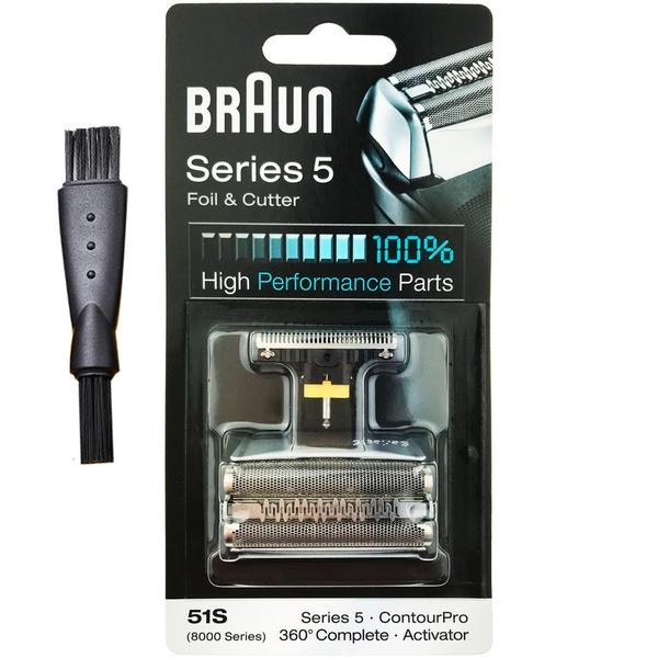 NOWOŚĆ Braun Folia + Nóż 51S 8000 WROCŁAW Series5