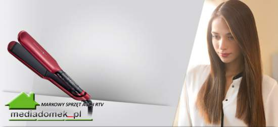 PROSTOWNICA REMINGTON  S9620 Silk Długie i szerokie płytki WROCLAW