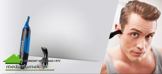 Remington  NE3750 Trymer do nosa i uszu Nano Serii Lithium  WROCLAW