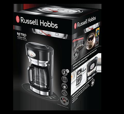 Russell Hobbs 21701-56 EKSPRES DO KAWY RETRO CLASS