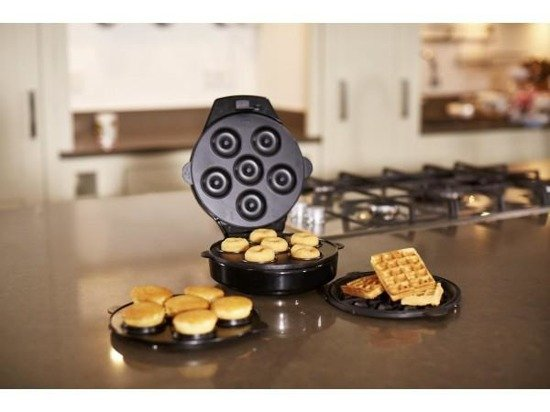 Russell Hobbs 24620-56 GOFROWNICA 3W1 Muffinki