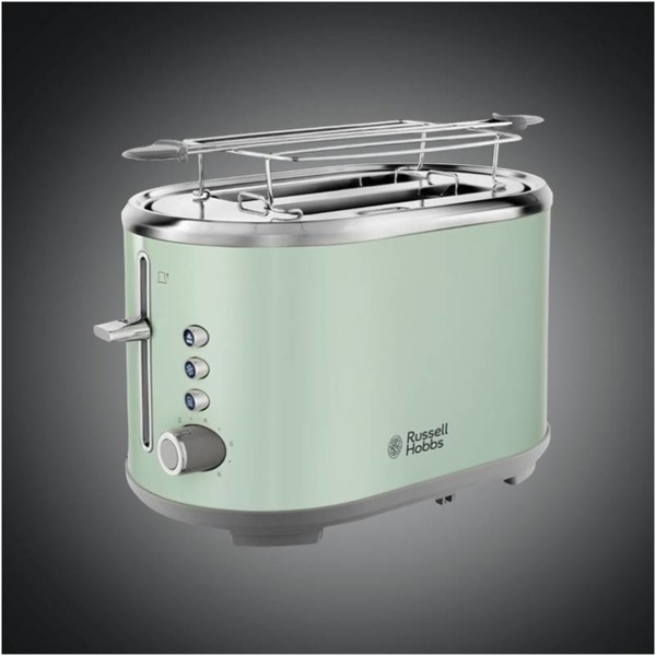 Russell Hobbs 25080-56 Toster BUBBLE SOFT miętowy
