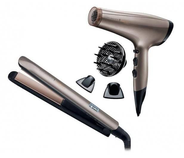 Suszarka do włosów REMINGTON AC8002 Keratin Protec